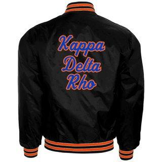 Kappa Delta Rho Heritage Letterman Jacket