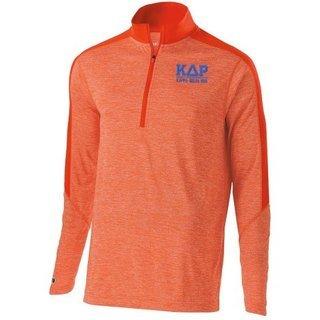 Kappa Delta Rho Fraternity Electrify 1/2 Zip Pullover