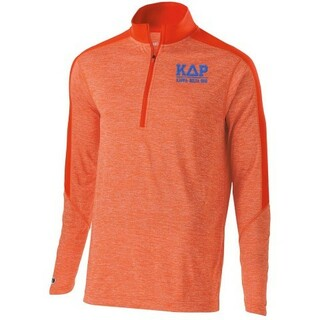 Kappa Delta Rho Fraternity Electrify 1/2 Zip Pullover