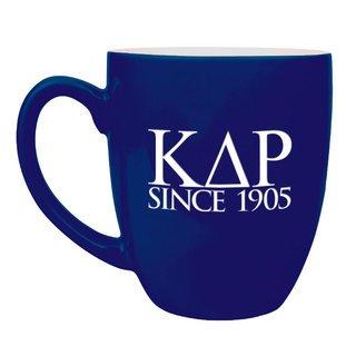 Kappa Delta Rho Greek Bistro Mug