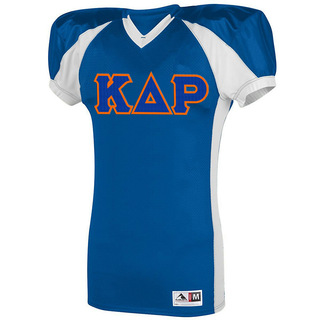 Kappa Delta Rho Snap Football Jersey