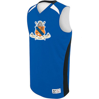 Kappa Delta Rho High Five Campus Basketball Jersey