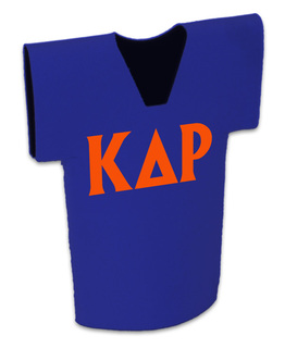 Kappa Delta Rho Jersey Bottle Wrap