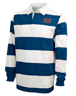 Kappa Delta Rho Lettered Rugby