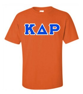 Kappa Delta Rho Lettered T-Shirt