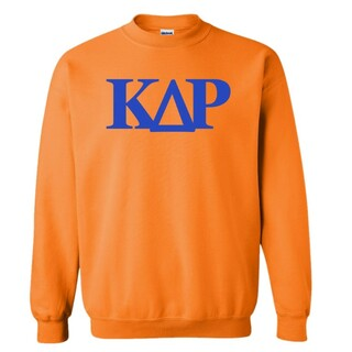 Kappa Delta Rho Logo Crewneck Sweatshirt