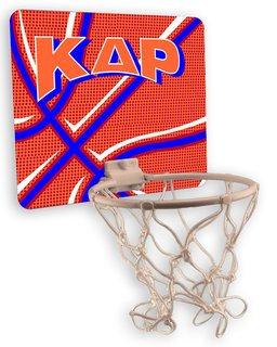 Kappa Delta Rho Mini Basketball Hoop
