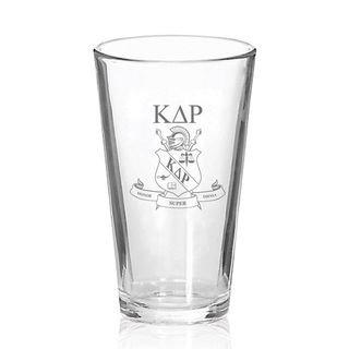 Kappa Delta Rho Mixing Glass