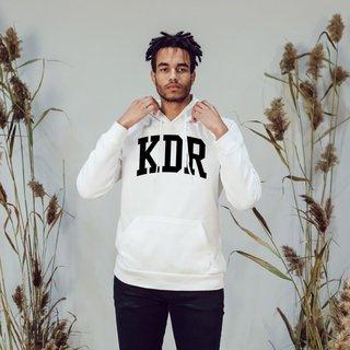 Kappa Delta Rho Nickname Hooded Sweatshirt