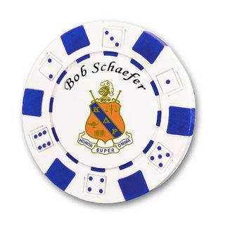 Kappa Delta Rho Poker Chips