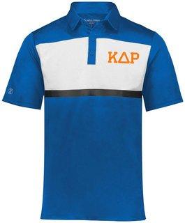 Kappa Delta Rho Prism Bold Polo