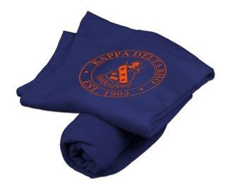 Kappa Delta Rho Sweatshirt Blanket