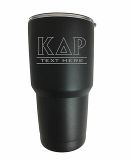 Kappa Delta Rho Vacuum Insulated Tumbler