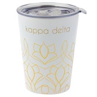 Kappa Delta Short Coffee Tumblers