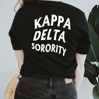 Kappa Delta Social Tee