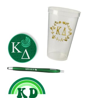Kappa Delta Sorority For Starters Collection $9.99