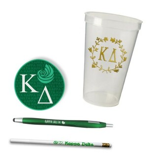Kappa Delta Sorority Mascot Set $8.99