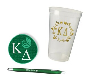 Kappa Delta Sorority Medium Pack $7.50