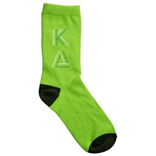 Kappa Delta Sorority New Crew Socks Socks