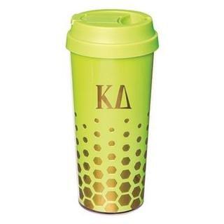 Kappa Delta Sparkle Coffee Tumblers