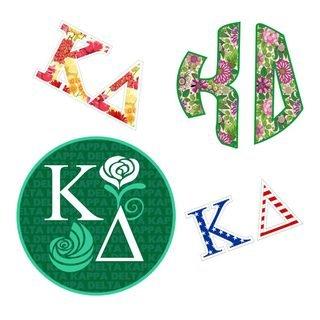Kappa Delta Sticker Grab Bag