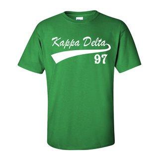 Kappa Delta Tail T-Shirts