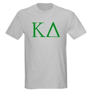 Kappa Delta University Greek T-Shirts