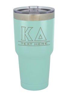 Kappa Delta Vacuum Insulated Tumbler