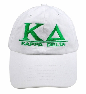 Kappa Delta World Famous Line Hat - MADE FAST!
