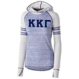 DISCOUNT-Kappa Kappa Gamma Advocate Lettered Hoody