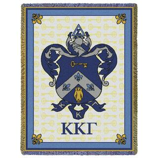 Kappa Kappa Gamma Blanket Throw