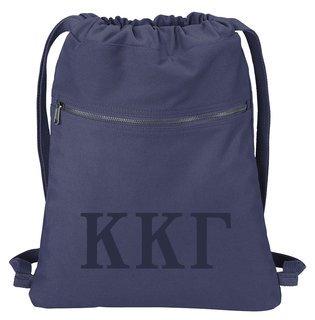Kappa Kappa Gamma Beach Wash Cinch Pack
