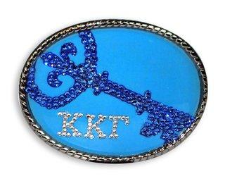 Kappa Kappa Gamma Belt Buckles- 75% OFF