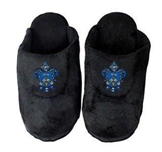DISCOUNT-Kappa Kappa Gamma Black Solid Slipper