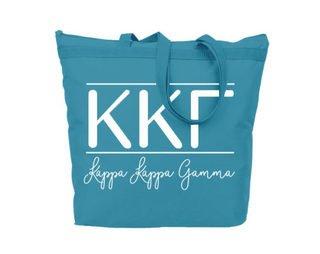 Kappa Kappa Gamma Classic Tote