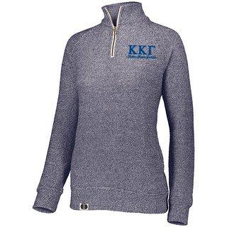 Kappa Kappa Gamma Cuddly 1/4 Zip Pullover