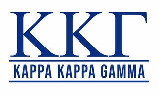 Kappa Kappa Gamma Custom Sticker - Personalized