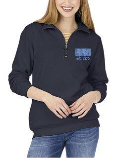 Kappa Kappa Gamma Established Crosswind Quarter Zip Sweatshirt