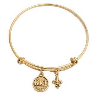 Kappa Kappa Gamma Expandable Bracelet
