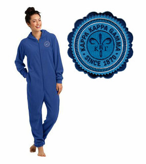 Kappa Kappa Gamma Fleece Lounger