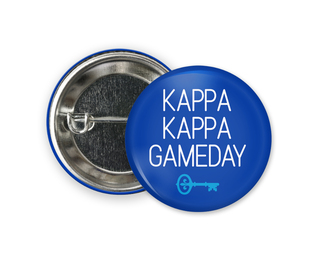 Kappa Kappa Gamma Gameday Button