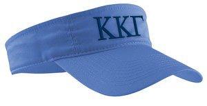 Kappa Kappa Gamma Greek Letter Visor