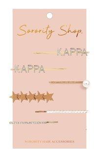 Kappa Kappa Gamma Hair Clips