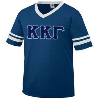 Kappa Kappa Gamma Jersey With Custom Sleeves