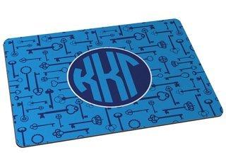 Kappa Kappa Gamma Key Mousepad