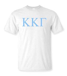 Kappa Kappa Gamma Lettered Tee - $14.95!