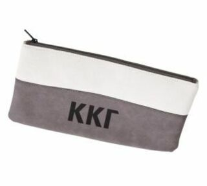 Kappa Kappa Gamma Letters Cosmetic Bag