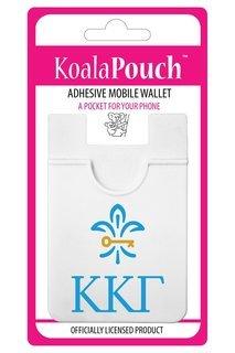 Kappa Kappa Gamma Logo Koala Pouch