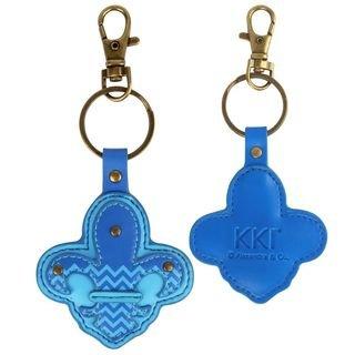 Kappa Kappa Gamma Mascot Keychain