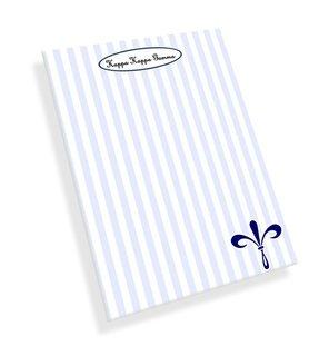 Kappa Kappa Gamma Mascot Notepad